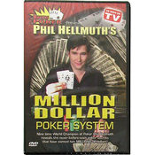 DVD - Phil Hellmuth's Million Dollar Poker System