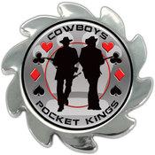 Shadow SpinnersT Pocket Kings - Cowboys - Spinner