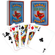 Trademark Games Texas Hold'Em Poker Playing Cards Wholesale Bulk