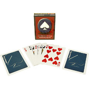 Trademark Poker Deck of Cards - Black Wholesale Bulk