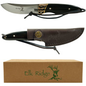 Elk Ridge Stainless Steel Hunting Knife