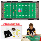 NFL Licensed Finger Football Game Mat - Buccaneers