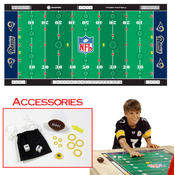 NFL Licensed Finger Football Game Mat- St Louis Rams