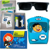 Disney's Kim Possible Top Secret Spy Kit Wholesale Bulk