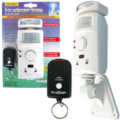 Strobe Security System - Easy Install - As Seen on