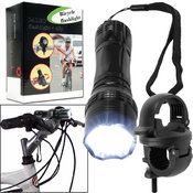 Super Bright 14 LED Flashlight w/Bicycle Clip