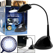 Super Bright Dual Power USB 36 LED Desk Lamp