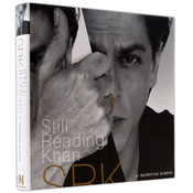 Shahrukh Khan Still Reading Khan by Mushtaq Shiekh