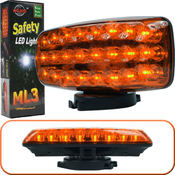 ML3 Series 24 LED Safety Light w/Magnetic Base