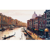 Canal of Venice by Hava - Extra Large Artwork