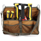 Rugged Nylon Steel Reinforced Tool Bag