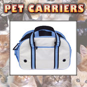 Soft Sided Nylon Pet Carrier - Great for Small Pe Wholesale Bulk