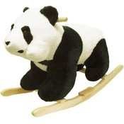 HAPPY TRAILST Panda Plush Rocking Animal