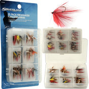 Silverlake Freshwater Flies/Streamers - 25 pack