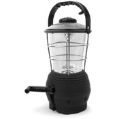 SUPER BRIGHTT Hand Crank Operated 12 LED Lantern w