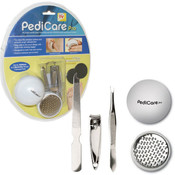 PediCare Pro Foot File System w/Buffing Pads
