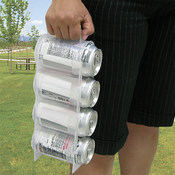 Soda Can Caddy - Easily Carry 8 Cans