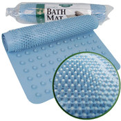 Blue Massaging Bath Mat - As Seen on TV - 14 x 24