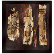Segni I by Ester Negretti Laminated Wall Art