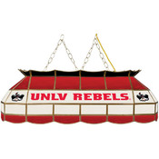 UNLV Stained Glass 40 Inch Tiffany Lamp