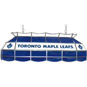NHL Toronto Maple Leafs Stained Glass 40 inch Ligh