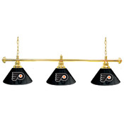 NHL Philadelphia Flyers 3 Shade Billiard Lamp Wholesale Bulk