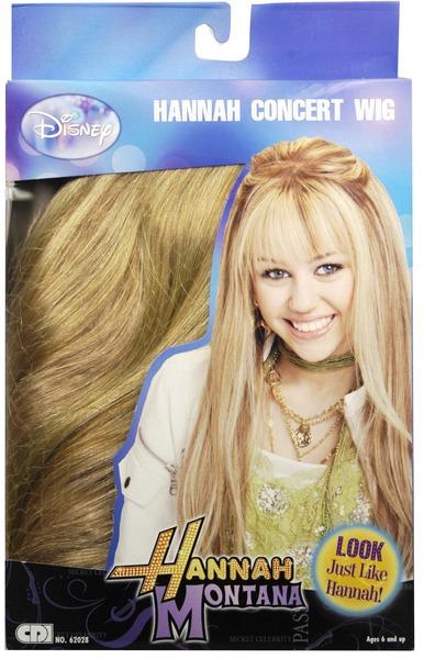 Wholesale Hannah Montana Concert Wig Sku 356319 Dollardays