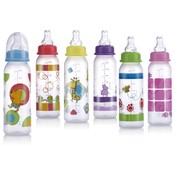 8 Oz. Non-Drip - Nuby Baby Bottle