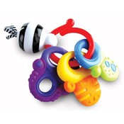 Nuby Teething Keys Wholesale Bulk