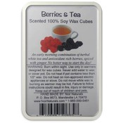 Berries & Tea Soy Wax Cubes