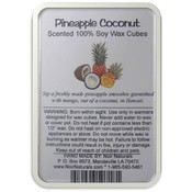 Pineapple Coconut Soy Wax Cubes