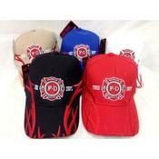 Fire Department Baseball Hat Wholesale Bulk