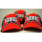 Adjustable Baseball Hats Caps Rebel