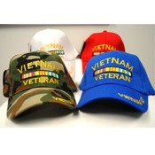 Adjustable Baseball Hat Caps Vietnam Veteran