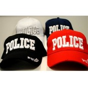 Adjustable Baseball Hats Caps Police