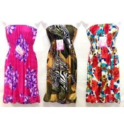 Wholesale Short Tube Dresses Assorted