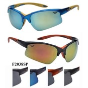 Mens Flame Sunglasses Assorted Colors