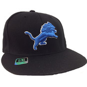 NFL Official License Detroit Lions Flex Fit Caps