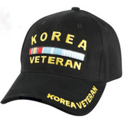 Wholesale Military Korea veteran Hat/ Cap