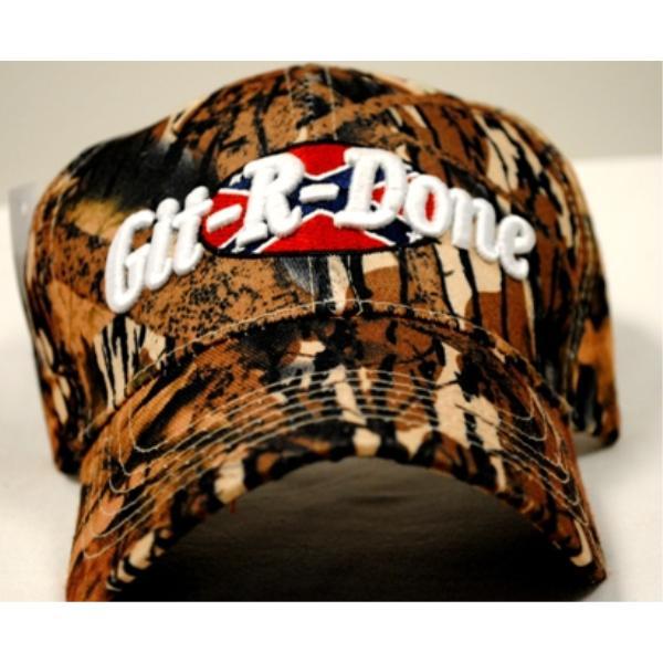Git r Done Hat Hat Caps Git r Done