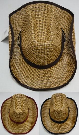 Straw COWBOY HAT (1821088)
