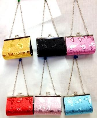 Butterfly Coin CHAIN Change WALLETs Purses (1218203)
