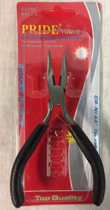 Pride Long Needle Nose PLIERS (1894525)