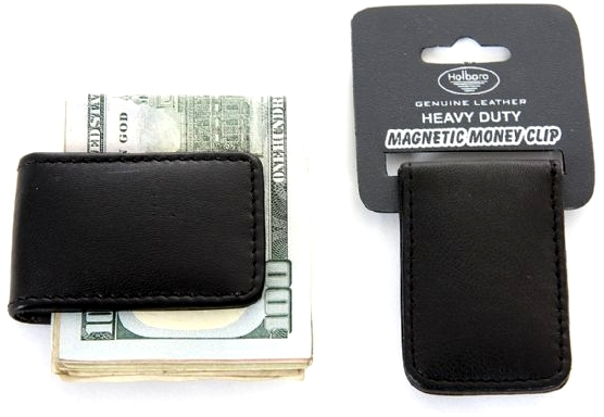 LEATHER Magnetic Money Clip [2127811]