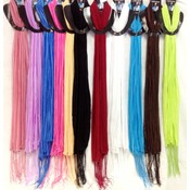 Light weight scarves - assorted colors and styles