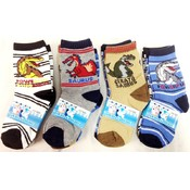Wholesale Boys Socks size 4-6 & 6-8 Assorted