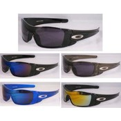 Sport Style Sunglasses With Mirror Lens