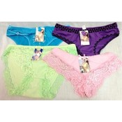 Wholesale Lady&#39;s Panties Assorted Styles Colors and Sizes