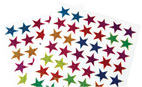 Star STICKERS [1776403]