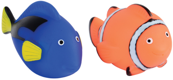 Coral Reef Fish Squirt TOYS [2269051]